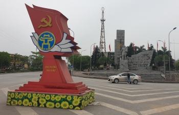 Hà Nội: Gỡ vướng quy hoạch tại 5 huyện sắp lên quận