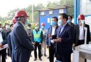 Phê bình huyện Sóc Sơn, lập chuyên án liên quan bãi rác Nam Sơn