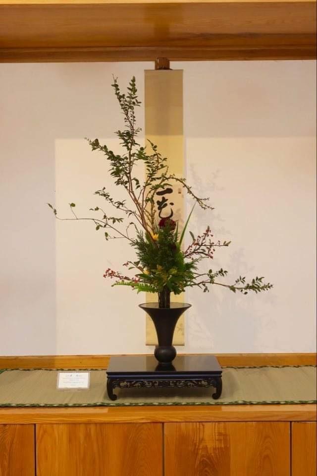 """Triển lãm Ikebana Hà Nội lần thứ 4: """"Lặng"""" để trân quý những điều ta đang có"""
