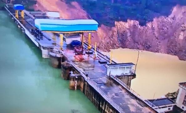 Đảm bảo an toàn cho thủy điện Hương Điền trong tình hình mưa lũ phức tạp