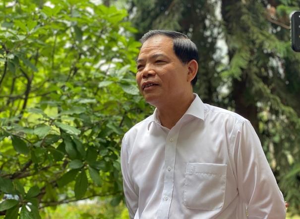Lập đường dây nóng về thương mại nông sản Việt Nam-Trung Quốc