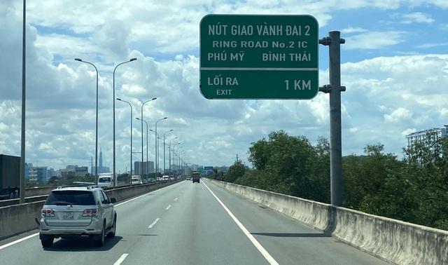 Đề xuất mở rộng cao tốc TPHCM - Long Thành - Dầu Giây - 2
