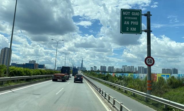 Đề xuất mở rộng cao tốc TPHCM - Long Thành - Dầu Giây - 1