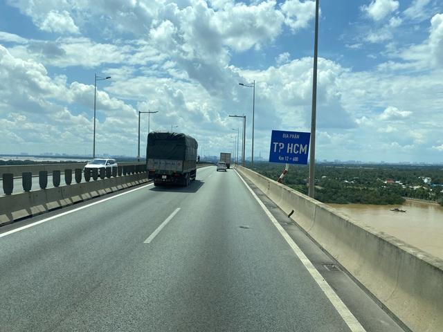 Đề xuất mở rộng cao tốc TPHCM - Long Thành - Dầu Giây - 3