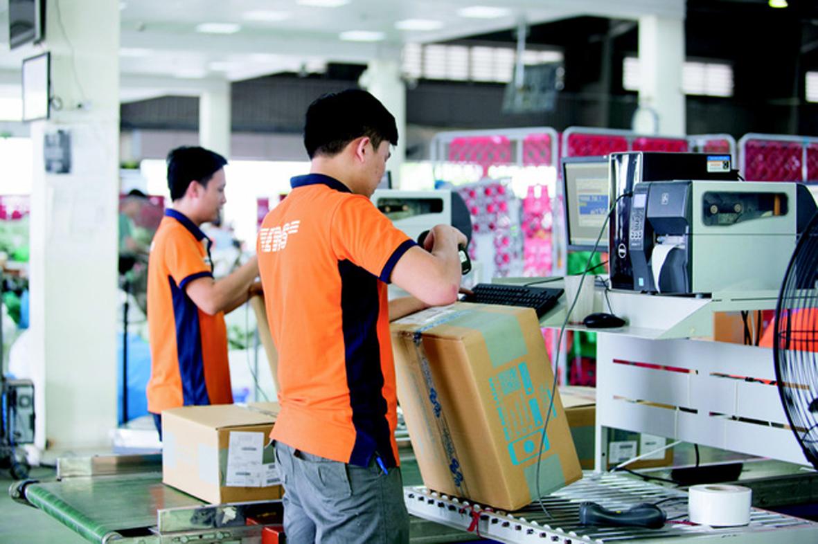 Sàn giao dịch vận tải của Vietnam Post là một phương thức mới không chỉ giúp giảm chi phí mà còn giúp các công ty vận tải khác cùng tham gia vào hoạt động vận tải bưu chính.