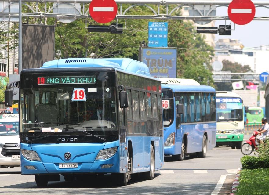 Thành phố Hồ Chí Minh: Đầu tư phát triển vận tải công cộng