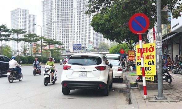 Giáo viên dạy lái xe bật mí kinh nghiệm để dừng, đỗ xe không bị xử phạt