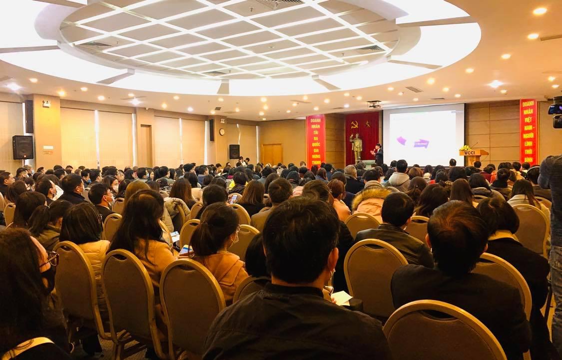 Hội thảo Luật Doanh nghiệp và Lật Đầu tư 2020: Doanh nghiệp cần làm gì?.thu hút sự quan tâm đông đảo của cộng đồng doanh nghiệp.