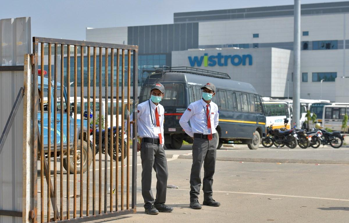 Nhà máy của Wistron tại Narasapura, Ấn Độ đã xảy ra bạo loạn khiến thiệt hại lên đến hàng triệu USD.