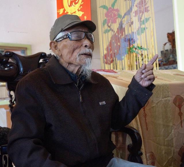 Người lính gần 100 tuổi kể về nhiệm vụ bảo vệ đại bàng trắng chở Bác Hồ - 1