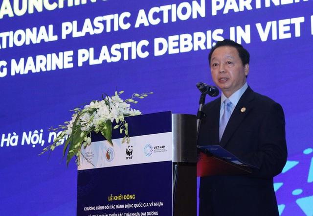 Hành động quyết liệt để giảm thiểu tối đa tác động của nhựa đến môi trường - 2