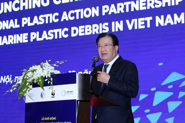 Hành động quyết liệt để giảm thiểu tối đa tác động của nhựa đến môi trường - 1