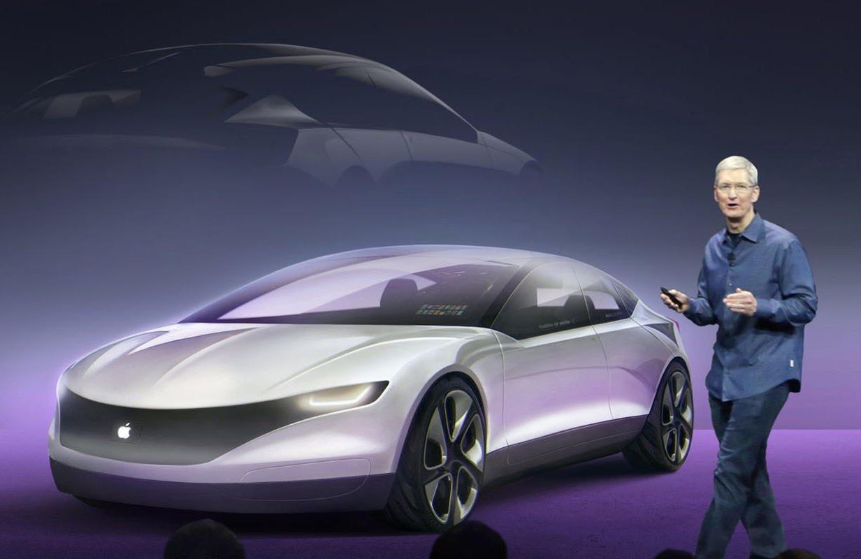 p/Theop/Reuters, Apple đang đặt mục tiêu sản xuất ô tô điện tự lái với tên gọi Apple Car vào năm 2024. Ảnh: 9to5mac