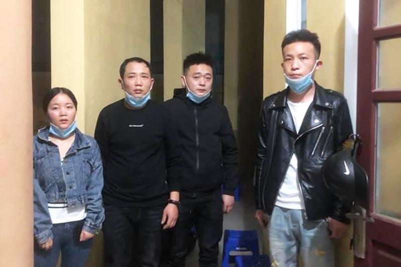 Phát hiện thêm nhóm người Trung Quốc nhập cảnh trái phép