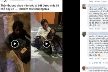 """Sao Việt 1/4: Lê Dương Bảo Lâm bị ném đá vì muốn bắt trẻ em cơ nhỡ về """"livestream bán kem"""""""