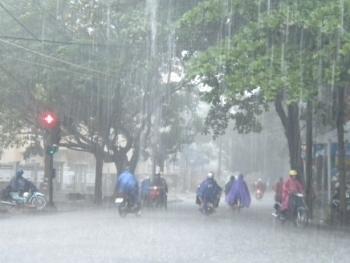 Bắc Bộ mưa to, nguy cơ lũ quét, sạt lở đất nhiều tỉnh miền núi
