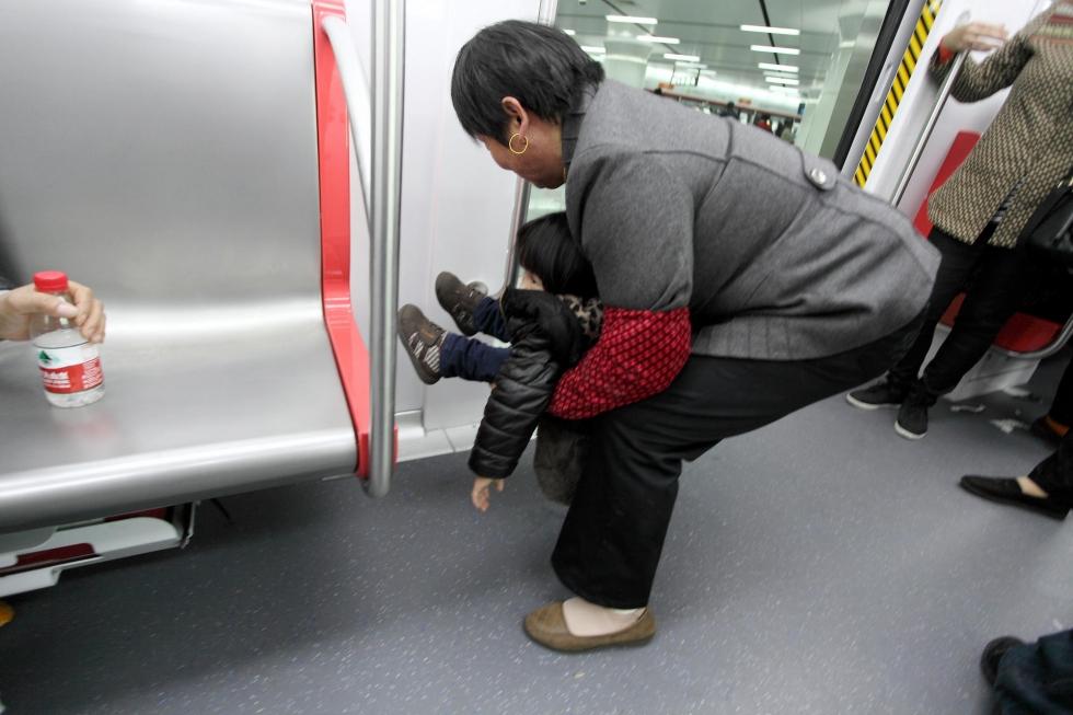 Du khách Trung Quốc cần học lại văn hóa ứng xử