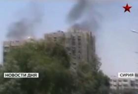 video may bay israel khong kich syria