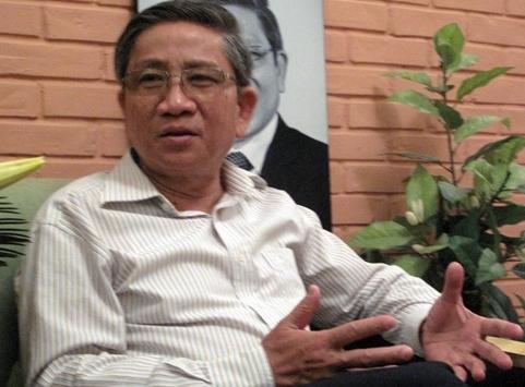"""GS Nguyễn Minh Thuyết: Chẳng ai dại mà giật dây cho... """"tứ đại ngu"""""""