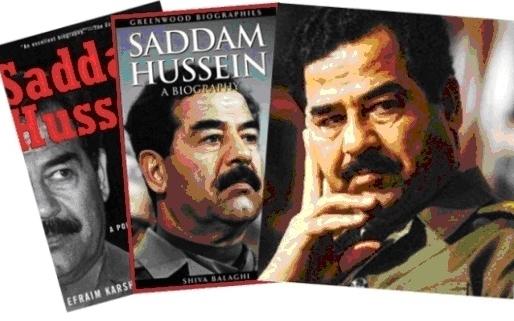 """Ông Hoàng Hữu Phước từng xin làm """"đặc sứ"""" của Saddam Hussein?"""
