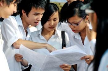Công bố lịch thi THPT Quốc gia và đại học - cao đẳng 2016