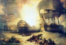 Những trận hải chiến nổi tiếng thế giới: Hải chiến sông Nile (phần I)