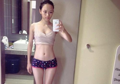 Hoa hậu Trương Hồ Phương Nga từng