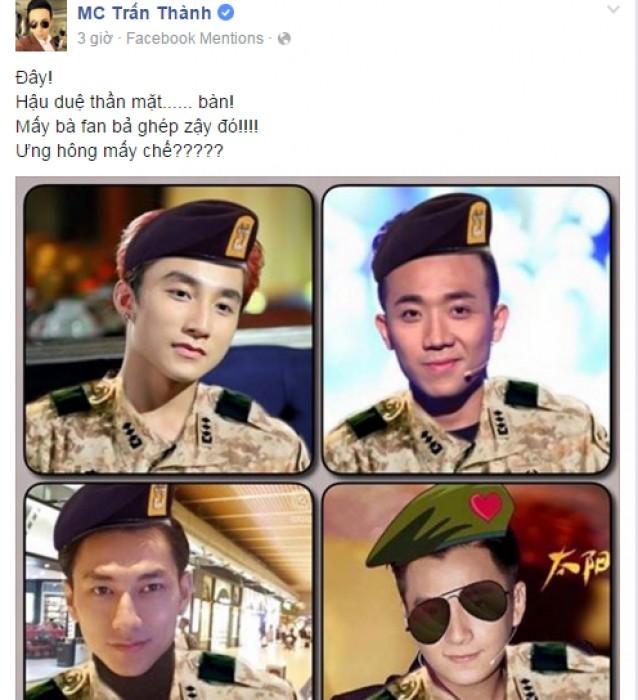Đừng thần tượng hóa tấm áo lính Hàn!
