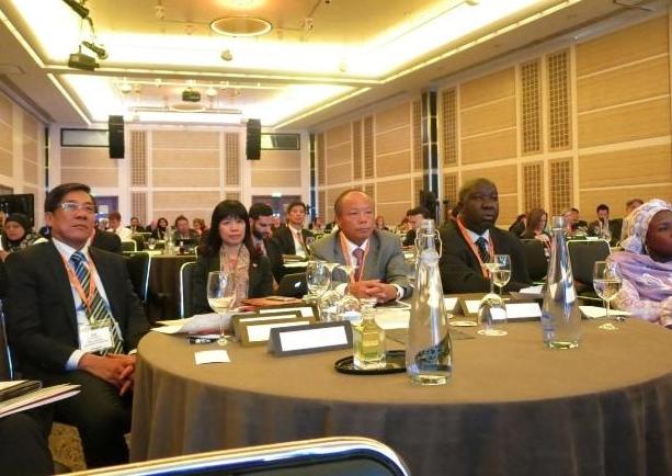 Petrovietnam tham dự Hội nghị các Công ty Dầu khí Quốc gia trên thế giới lần thứ 8