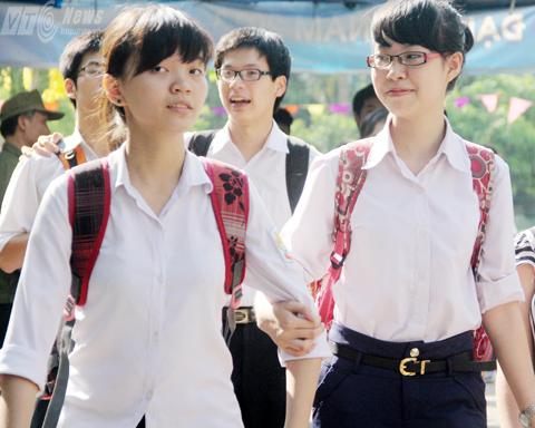 Hàng loạt tỉnh công bố điểm thi tốt nghiệp 2013 trong hôm nay