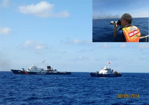 Ngòi bút đấu tranh bảo vệ chủ quyền biển Đông