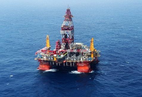 Giàn khoan Hải Dương 981 đã dịch chuyển về phía Bắc