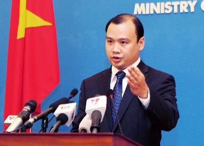 Yêu cầu Trung Quốc không đưa các giàn khoan trở lại vùng biển Việt Nam