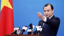 Việt Nam tôn trọng quyền 'đi qua vô hại' trong lãnh hải