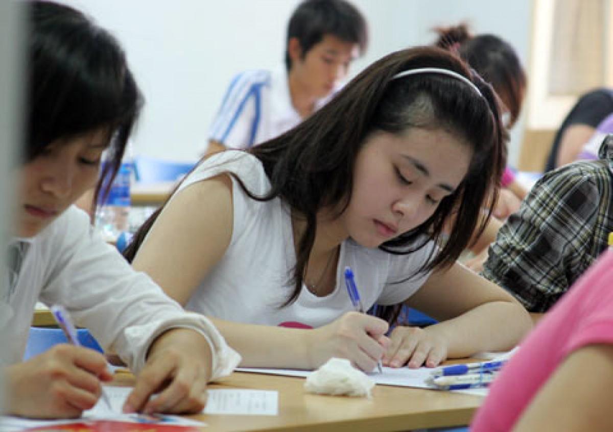 Điểm chuẩn dự kiến của các trường đại học năm 2015