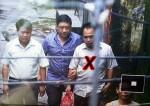 Kẻ khống chế con tin đầu hàng sau 4 cuộc gọi của tướng Nguyễn Đức Chung
