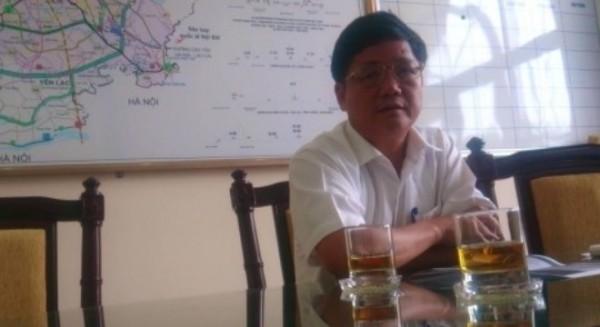 nguoi phat ngon tinh vinh phuc dau chi chuyen may tao