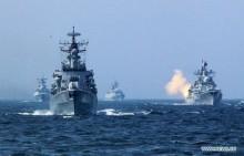 Tập trận Nga - Trung chỉ mang tính hình thức