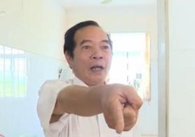 [VIDEO] Giám đốc bệnh viện thách phóng viên: