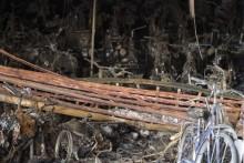[Chùm ảnh] Những hình ảnh gây sốc sau vụ cháy chung cư Xa La