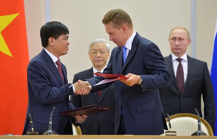 Hợp tác dầu khí Việt - Nga: Những thỏa thuận quan trọng