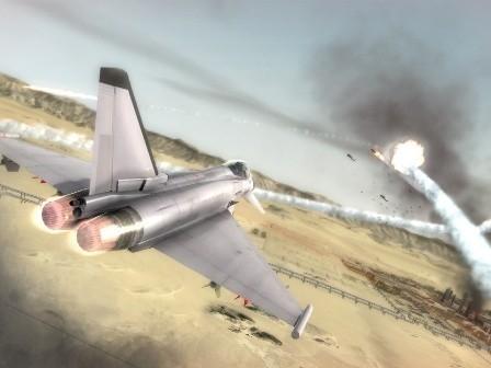 Màn không chiến khủng khiếp giữa Su-27 và F-15C của Mỹ