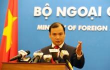 Việt Nam lên án vụ bắn chết ngư dân ở Trường Sa