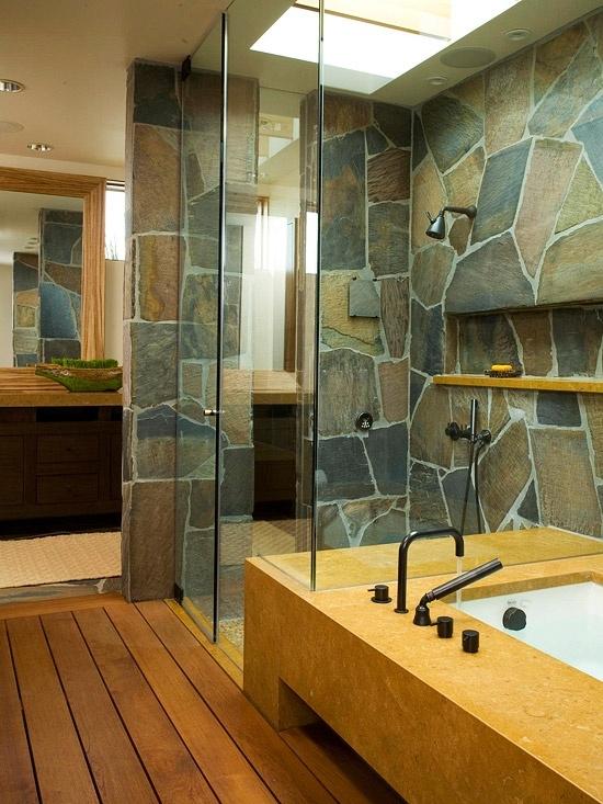 Bộ sưu tập bồn tắm đứng - giải pháp tiết kiệm không gian