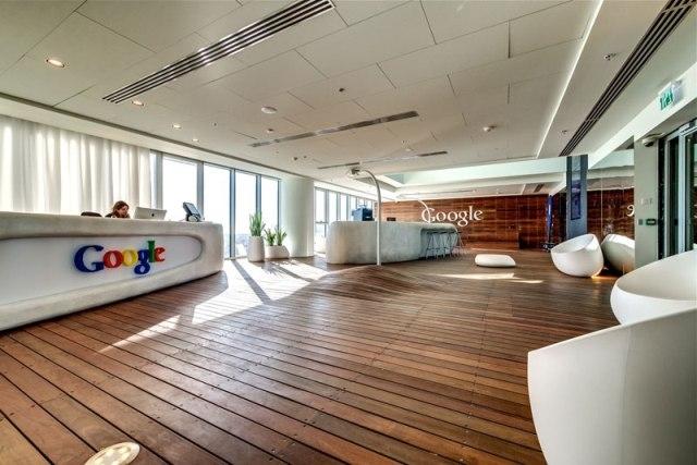 Tới thăm văn phòng của Google tại Tel Aviv