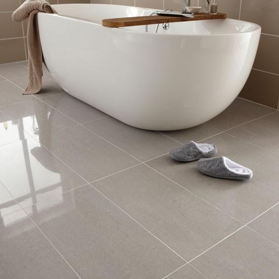 Ý tưởng gạch lát nền Phòng tắm