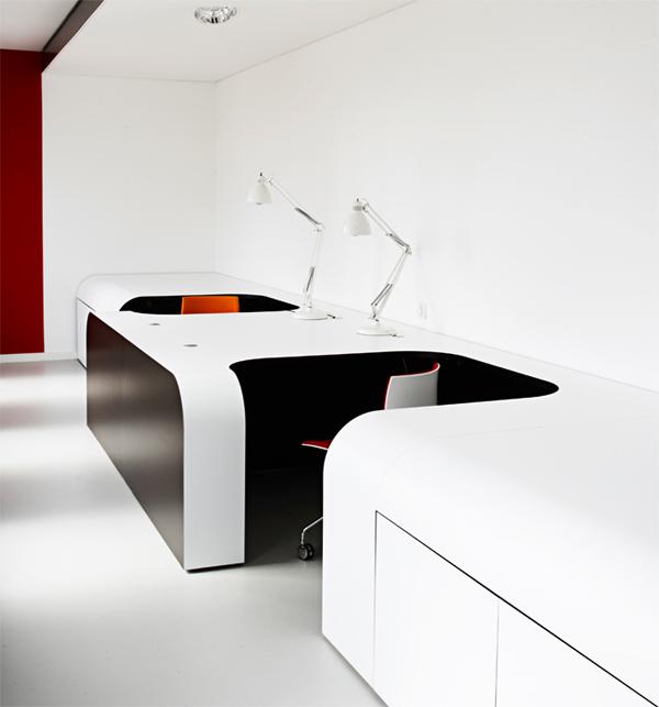 Thiết kế nội thất phong cách độc lạ