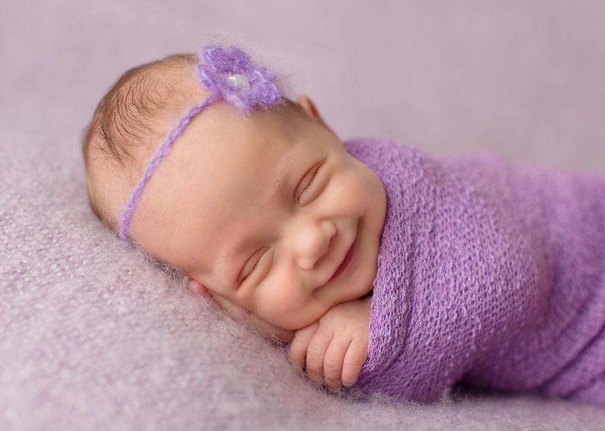 Ngọt ngào nụ cười của những thiên thần nhỏ