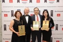Vingroup đạt 3 giải nhất tại Giải thưởng BĐS Châu Á Thái Bình Dương 2016