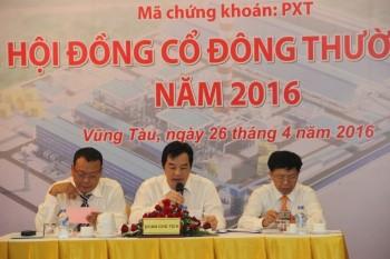 pvc pt to chuc dai hoi co dong thuong nien nam 2016